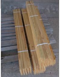 Tutor de madera 200x3x3cm