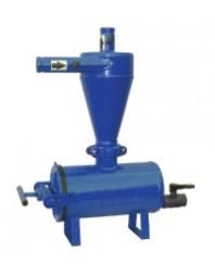 Filtro hidrociclon metálico