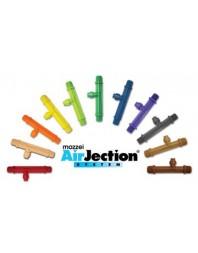 Inyector de aire AIRJECTION de MAZZEI, 4 unidades