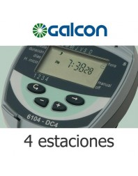 Programador GALCON DC-4