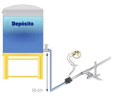 electrovalvula baja presion deposito