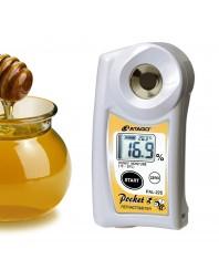 Refractómetro digital ATAGO PAL-22S para miel