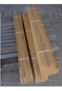 Tutor de madera 120x3x3cm